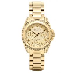ساعت عقربه ای مایکل کورس مدل mk5639 (طلایی)