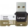 کارت حافظه microSDHC لکسار مدل Professional کلاس 10 استاندارد UHS-II U3 ظرفیت 32 گیگابایت