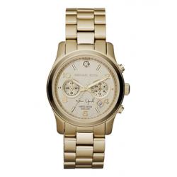 ساعت عقربه ای مایکل کورس مدل mk5662 (طلایی)