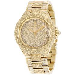 ساعت عقربه ای مایکل کورس مدل mk5720 (طلایی)