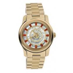 ساعت عقربه ای مایکل کورس مدل mk5729 (طلایی)