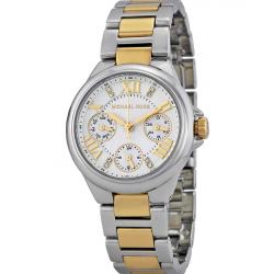 ساعت عقربه ای مایکل کورس مدل mk5760 (طلایی - نقره ای)