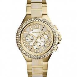 ساعت عقربه ای مایکل کورس مدل mk5902 (طلایی)