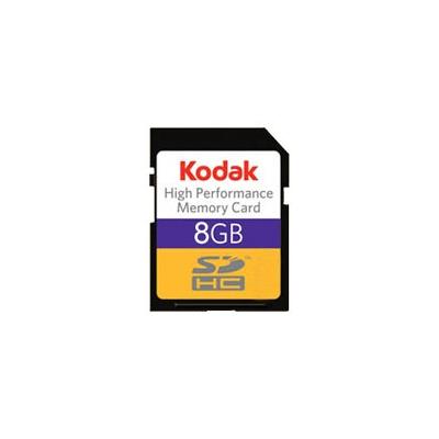 کارت حافظه SDHC کداک کلاس 6 ظرفیت 8 گیگابایت