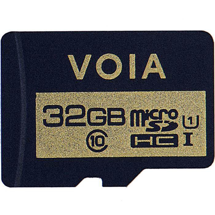 کارت حافظه microSDHC وویا کلاس 10 استاندارد UHS-I U1 ظرفیت 32 گیگابایت