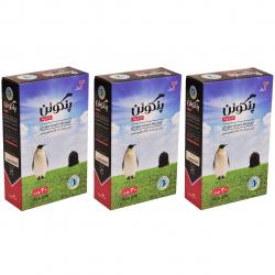 کیسه زباله پنگوئن رول 30 عددی بسته 3 عددی (مشکی)