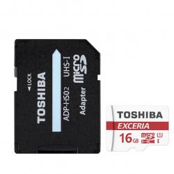 کارت حافظه microSDHC توشیبا مدل EXCERIA M302-EA کلاس 10 استاندارد UHS-I U1 ظرفیت 16 گیگابایت
