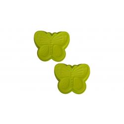 قالب شیرینی رجینال مدل پروانه سایز 20 بسته 2 عددی