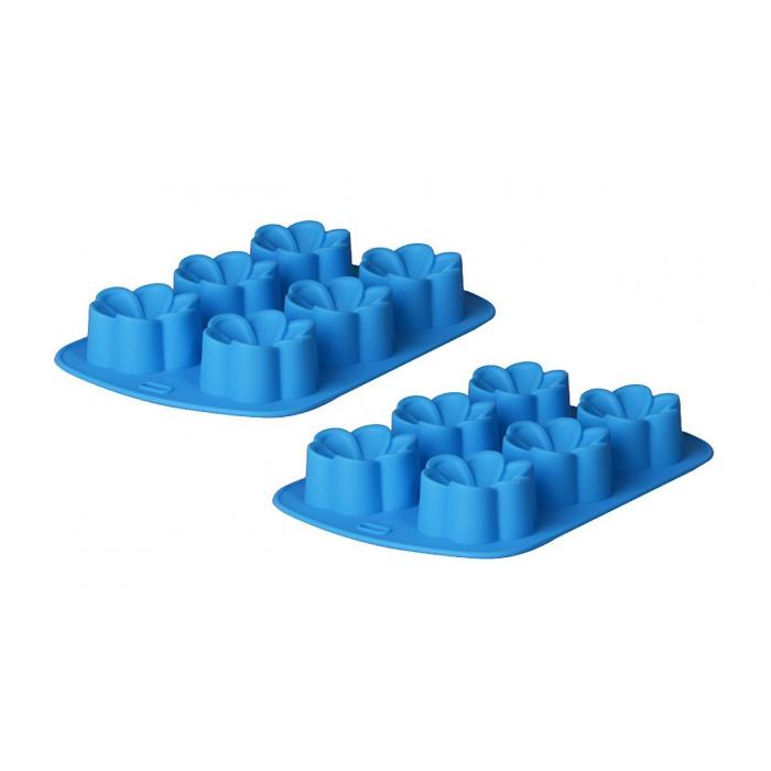 قالب شیرینی رجینال مدل Flower سایز 26 بسته 2 عددی
