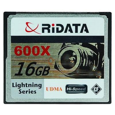 کارت حافظه CF ری دیتا مدل Lightning Series سرعت 600X ظرفیت 16 گیگابایت