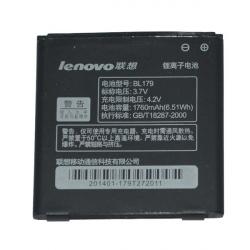 باتری موبایل Lenovo مدل BL179 با ظرفیت 1760mAh مناسب برای گوشی موبایل Lenovo A668t