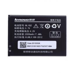 باتری موبایل Lenovo مدل BL192 با ظرفیت 2000mAh مناسب برای گوشی موبایل Lenovo A300