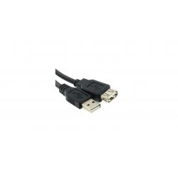 کابل افزایش طول USB 2.0 کی نت به طول 3 متر