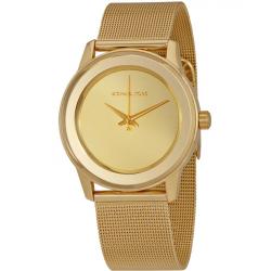 ساعت عقربه ای مایکل کورس مدل MK6295 (طلایی)