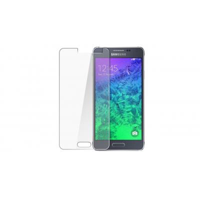 محافظ صفحه نمایش شیشه ای 9H  یونیفا مدل Permium تمپرد مناسب برای Samsung Galaxy A3 (شفاف)