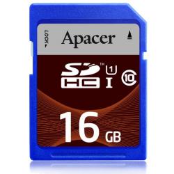 کارت حافظه اس دی اپیسر کلاس 10 ظرفیت 16 گیگابایت