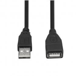 کابل افزایش طول USB 2.0 مدل ST-EX2 به طول 3 متر (مشکی)