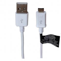 کابل تبدیل USB به microUSB سامسونگ مدل CB-DU4EWE طول 1.5 متر