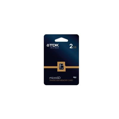 کارت حافظه MicroSD تی دی کی ظرفیت 2 گیگابایت