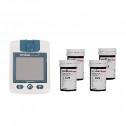 دستگاه تست قند خون اینفوپیا مدل EasyGluco