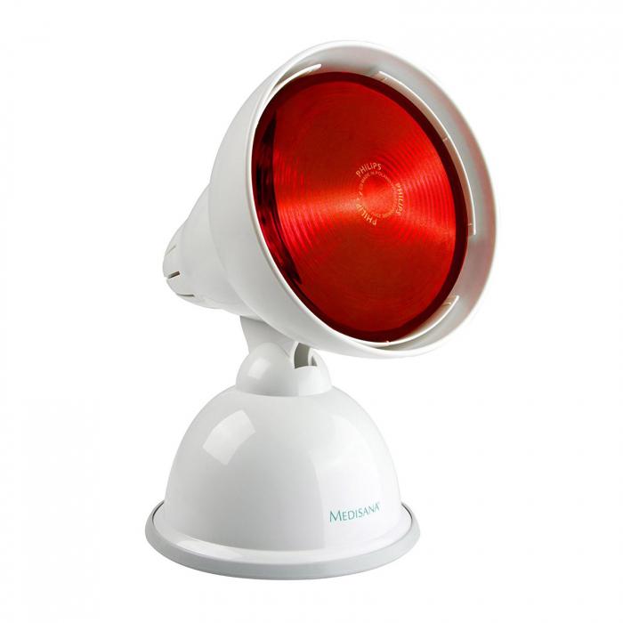 لامپ مادون قرمز مدیسانا مدل IRL