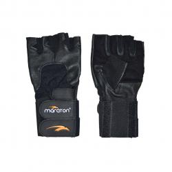 دستکش ورزشی مردانه ماراتن مدل GS97 (مشکی) سایز (XXL)