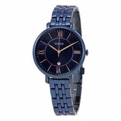 ساعت عقربه ای فسیل مدل ES4094 (سرمه ای)