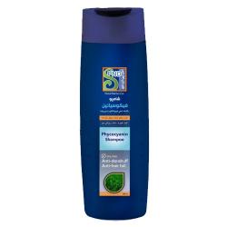 شامپو آنتی اکسیدان فیکوسیانین 300 میل برای موهای خشک و رنگ شده