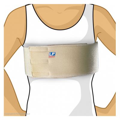 محافظ عضلات بین دنده ای ال پی مدل 910M سایز M (کرمی)