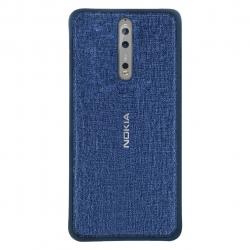کاور اس ویو مدل Cloth مناسب برای گوشی موبایل نوکیا 8