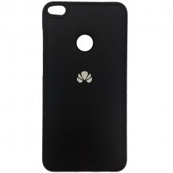 کاور ژله ای طرح چرم مناسب برای گوشی موبایل Huawei Honor 8 Lite