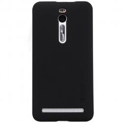 کاور نیلکین مدل Super Frosted Shield مناسب برای گوشی موبایل Zenfone 2 ZE551ML (مشکی)