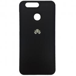 کاور ژله ای طرح چرم مناسب برای گوشی موبایل Huawei Nova 2 Plus