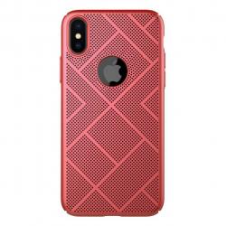 کاور نیلکین مدل AIR مناسب برای گوشی موبایل اپل آیفون X (طلایی)