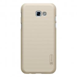 کاور نیلکین مدل Super Frosted Shield مناسب برای گوشی موبایل سامسونگ Galaxy A7 2017