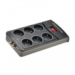 چند راهی برق مانستر پاور مدل MP EXP 600A DE