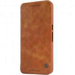 کیف کلاسوری چرمی نیلکین مدل Qin مناسب برای گوشی موبایل هوآوی Nexus 6P (مشکی)