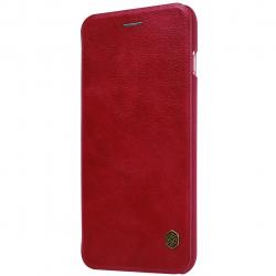 کیف کلاسوری چرمی نیلکین مدل Qin مناسب برای گوشی موبایل اپل آیفون 8 پلاس (مشکی)