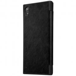 کیف کلاسوری چرمی نیلکین مدل Qin مناسب برای گوشی موبایل سونی Xperia XA1 Plus