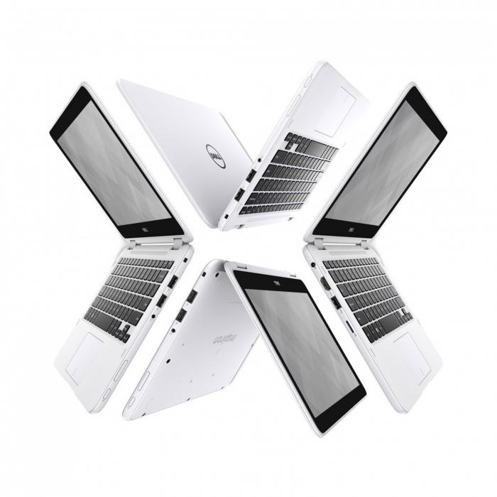 لپ تاپ 11.6 اینچی دو در یک دل مدل Inspiron 3168 Plus