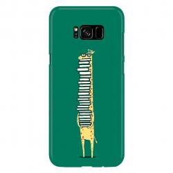 کاور زیزیپ مدل 778G مناسب برای گوشی موبایل سامسونگ گلکسی S8 Plus (بی رنگ)