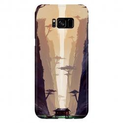 کاور زیزیپ مدل 768G مناسب برای گوشی موبایل سامسونگ گلکسی S8 Plus (بی رنگ)
