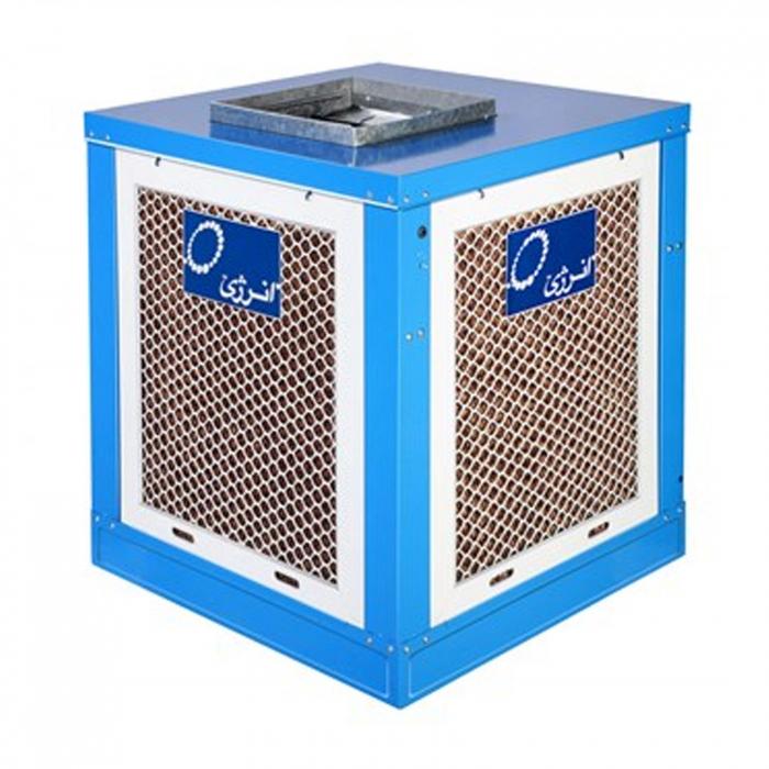 کولر سلولزی تبخیری انرژی مدل VC0380 هوادهی از بالا   Energy VC0380 Evaporative Cooler Up Flow