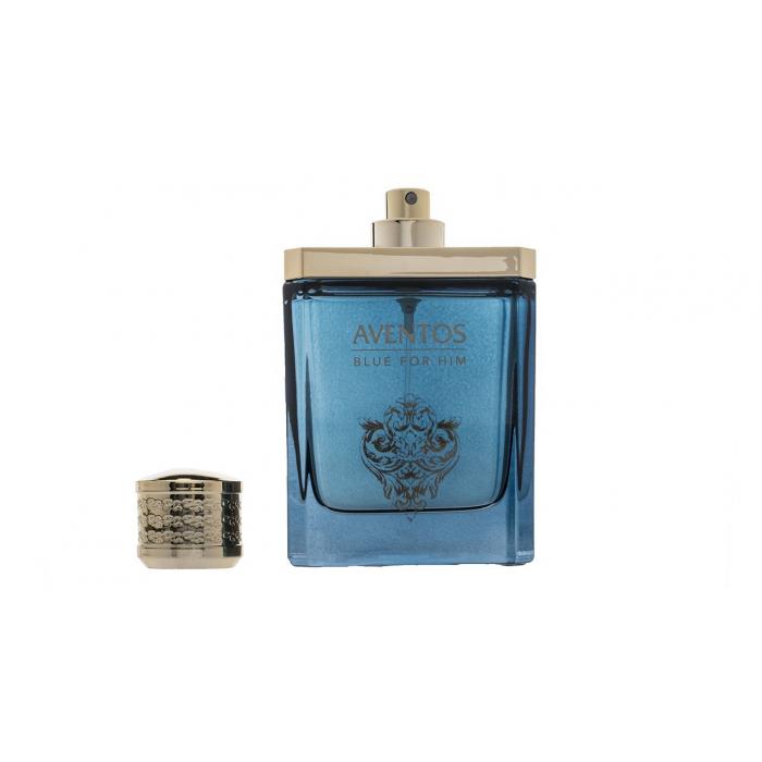 ادو پرفیوم مردانه فراگرنس ورد مدل Aventos Blue For Him حجم 100 میلی لیتر