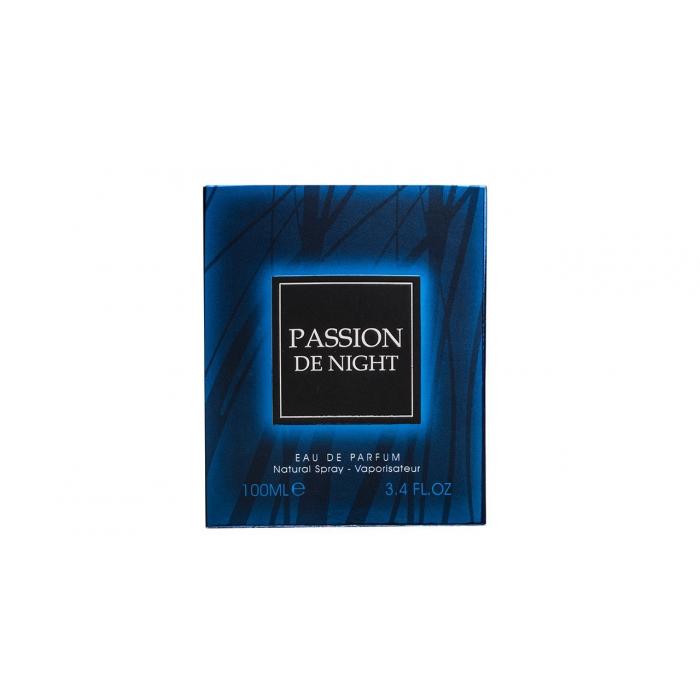 ادو پرفیوم زنانه فراگرنس ورد مدل Passion De Night حجم 100 میلی لیتر