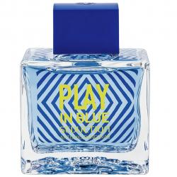 ادوتویلت مردانه آنتونیو باندراس مدل Play In Blue Seduction حجم 100 میلی لیتر