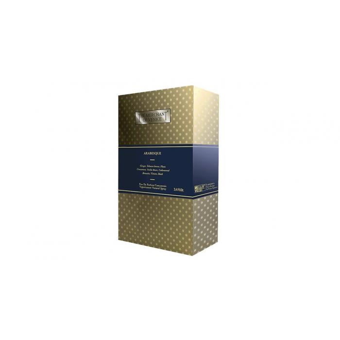 ادو پرفیوم مرچنت اف ونیز مدل ARABESQUE حجم 100 میلی لیتر
