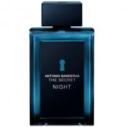 ادوتویلت مردانه آنتونیو باندراس مدل The Secret Night حجم 100 میلی لیتر