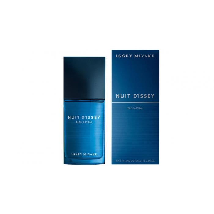ادو تویلت مردانه ایسی میاک مدل Nuit d'Issey Bleu Astral حجم 125 میلی لیتر