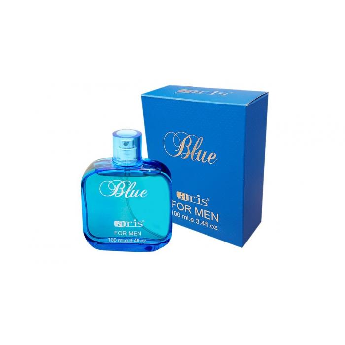 ادوپرفیوم مردانه ARIS آبی صد میلی لیتر